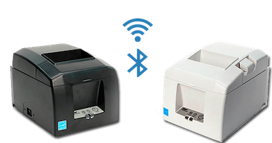 WiFi and Bluetooth printers - figment pos